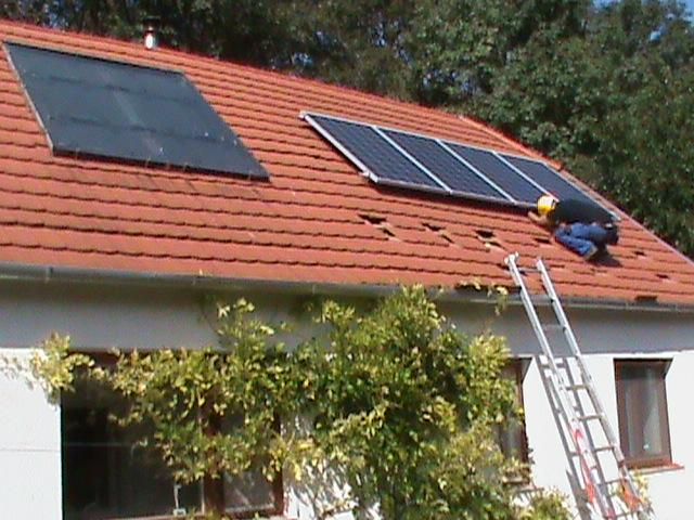 Takarékos, önállóságra is képes napelemrendszer